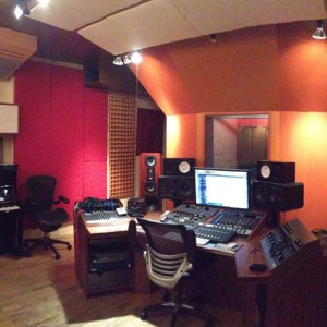 Studio A Front Wide