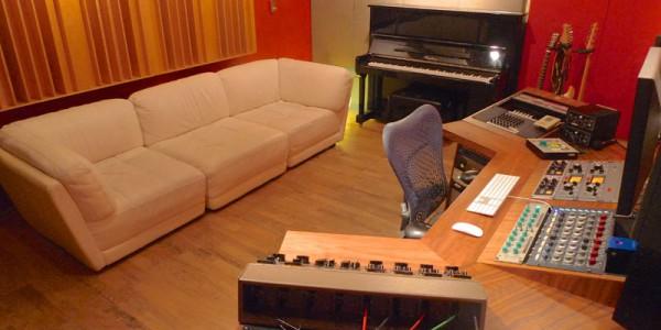 Studio A Back